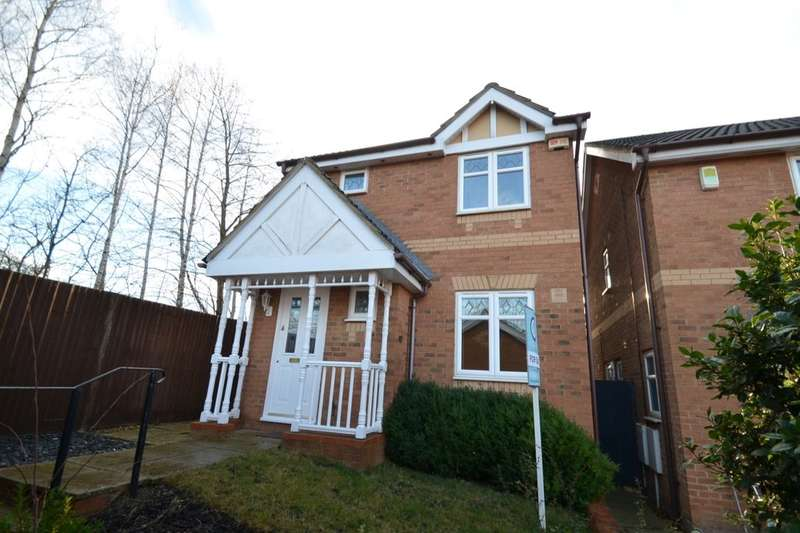3 Bedrooms Detached House for sale in Cytringan Close, Kettering, NN15