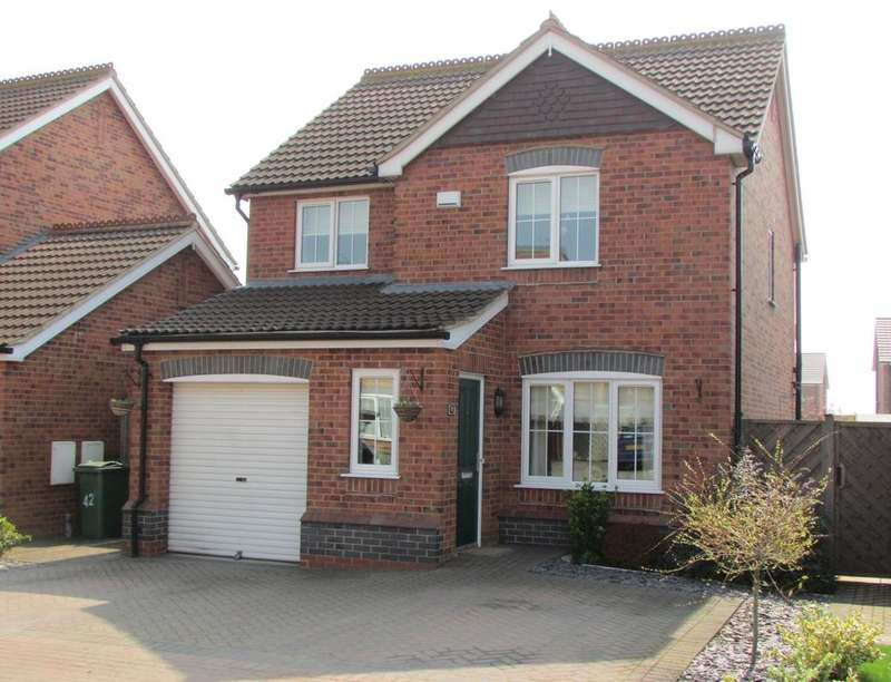 3 Bedrooms Detached House for sale in Coverdale Road, Scunthorpe, DN16