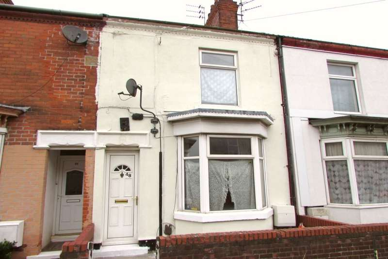 3 Bedrooms Property for sale in Berkeley Street, Scunthorpe, DN15