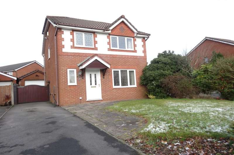 3 Bedrooms Detached House for sale in Redsands Drive, Fulwood, Preston, PR2
