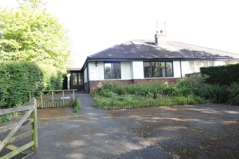 3 Bedrooms Semi Detached Bungalow for sale in Powis Road, Ashton-On-Ribble, Preston, PR2