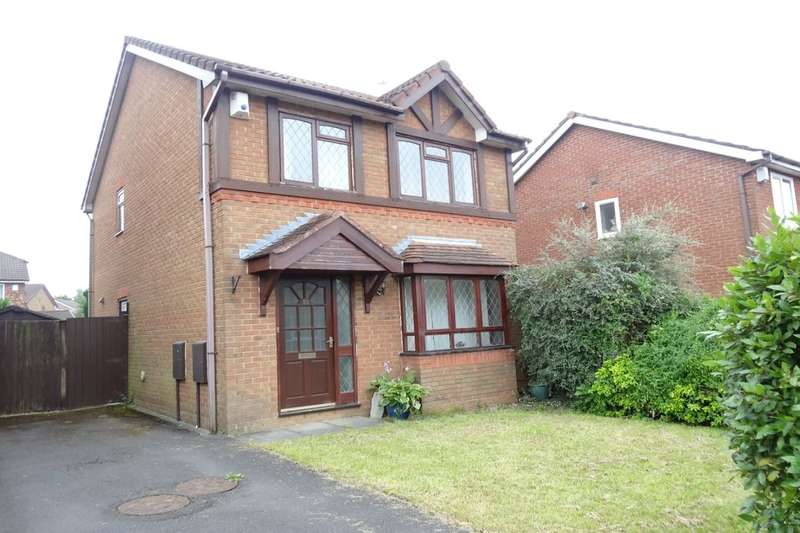 3 Bedrooms Detached House for sale in Whinsands Close, Fulwood, Preston, PR2