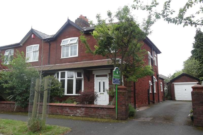 3 Bedrooms Semi Detached House for sale in Harrison Road, Fulwood, Preston, PR2