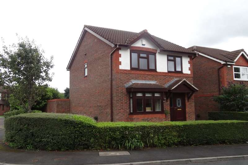 3 Bedrooms Detached House for sale in Millersgate, Cottam, Preston, PR4