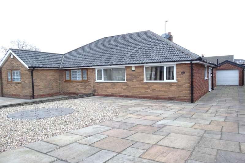 3 Bedrooms Semi Detached Bungalow for sale in Oban Crescent, Preston, PR1