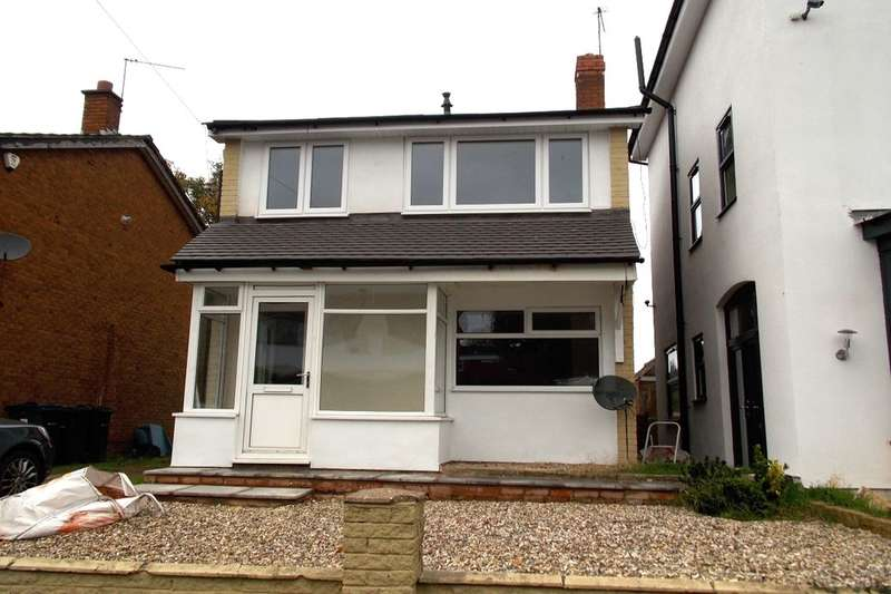 3 Bedrooms Detached House for sale in Manor Road, Stechford, Birmingham, B33