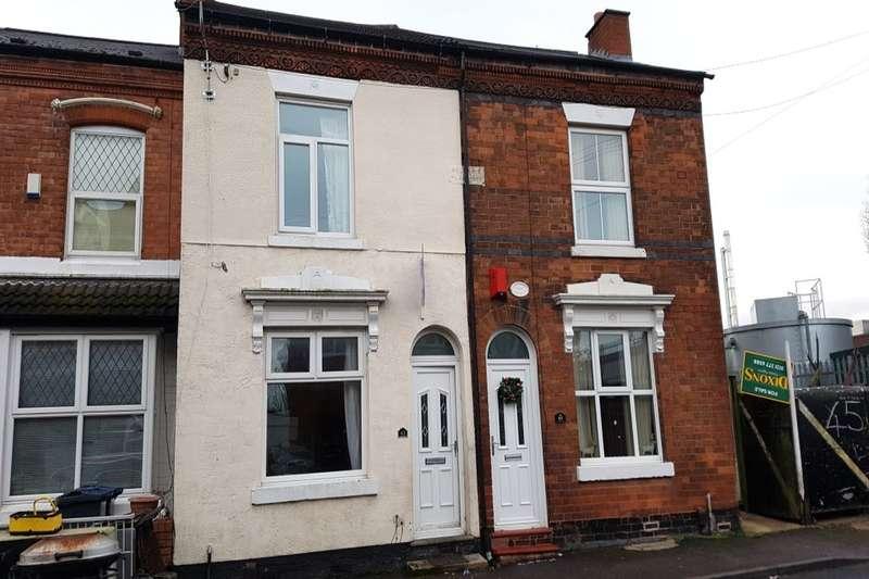 2 Bedrooms Property for sale in Hampton Road, Erdington, Birmingham, B23