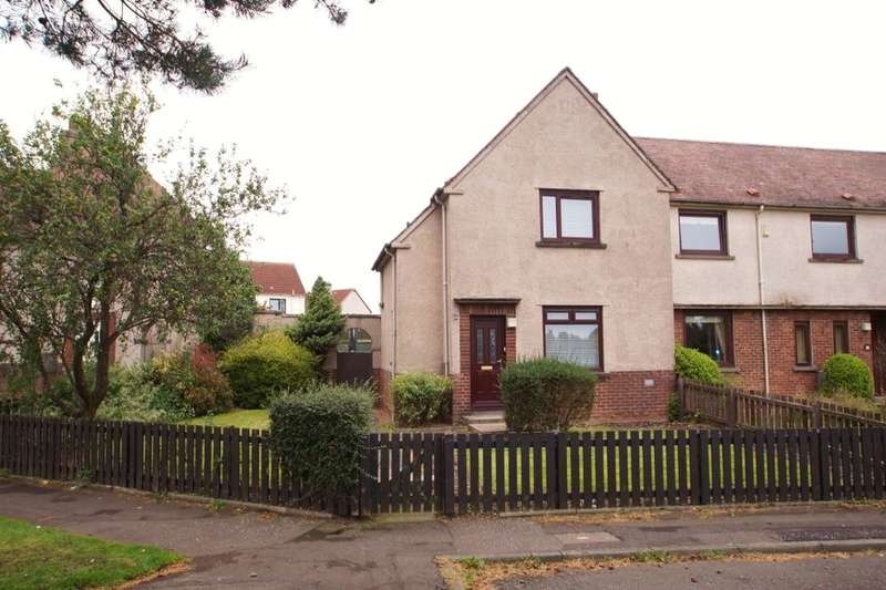 2 Bedrooms Property for sale in Mountfleurie Crescent, Leven, KY8