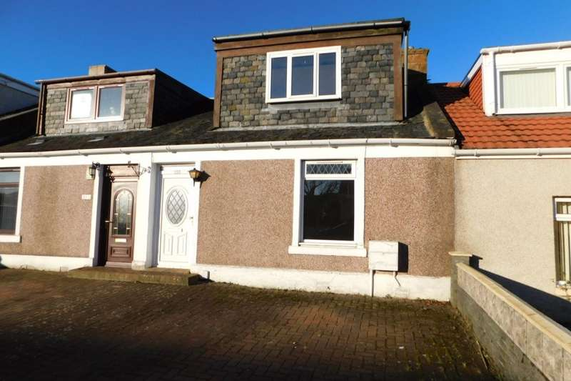2 Bedrooms Property for sale in Bonkle Road, Newmains, Wishaw, ML2