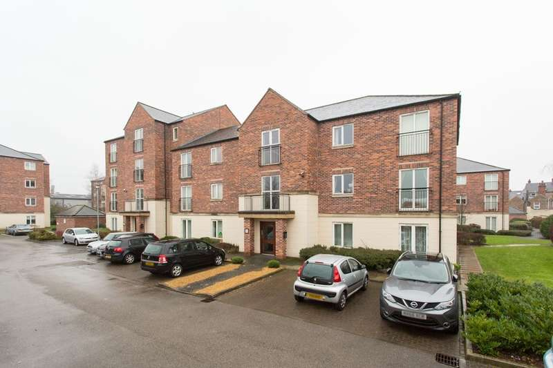 2 Bedrooms Flat for sale in Elvington Terrace, York, YO10
