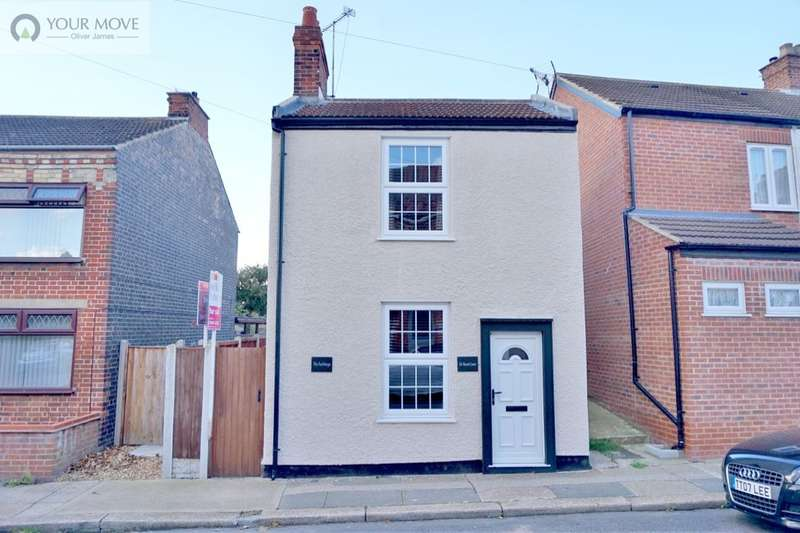 2 Bedrooms Detached House for sale in Burnt Lane, Gorleston, Great Yarmouth, NR31