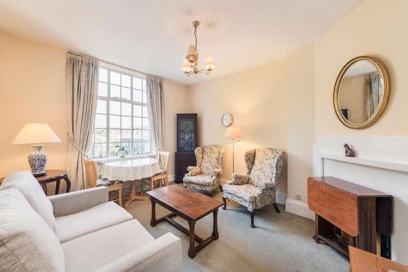 1 Bedroom Flat for sale in Britten Street, SW3