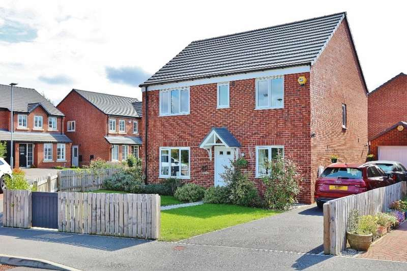 4 Bedrooms Detached House for sale in Red Kite Avenue, Wath-Upon-Dearne, Rotherham, S63