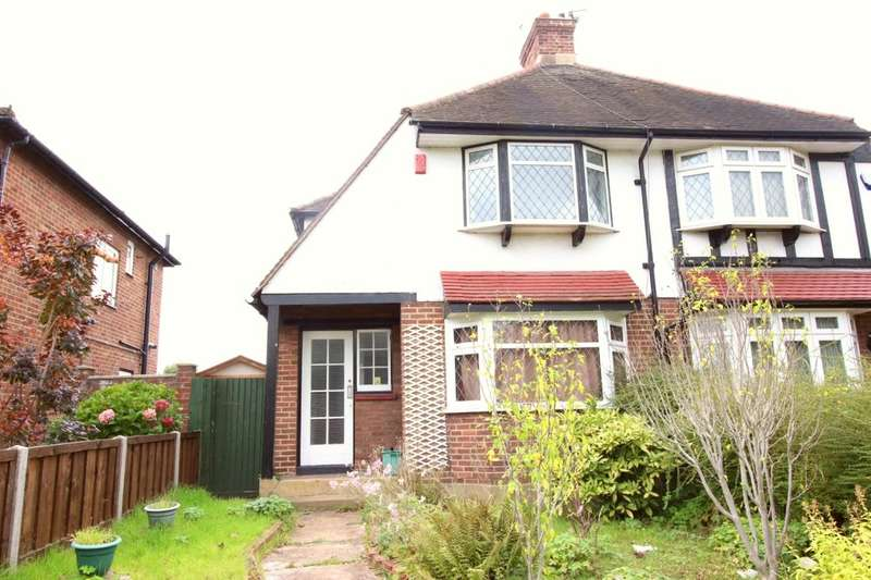 3 Bedrooms Semi Detached House for sale in Sevenoaks Way, Orpington, BR5