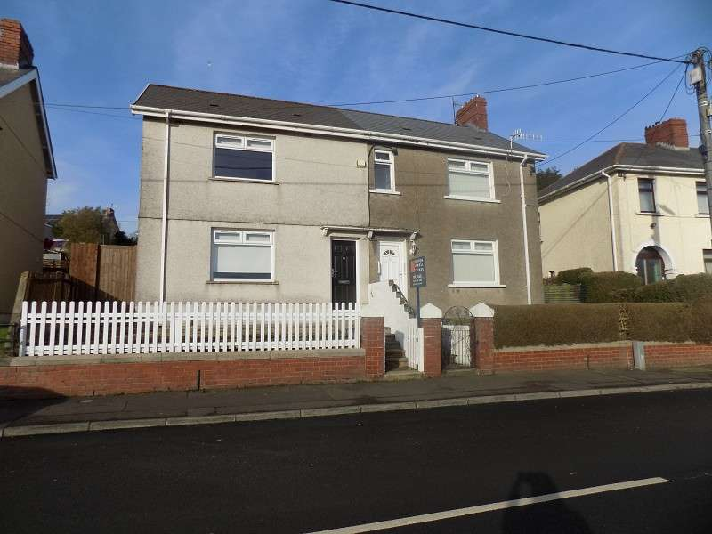 3 Bedrooms Semi Detached House for sale in Cwmclais Road, Cwmavon, Port Talbot, Neath Port Talbot. SA12 9LY