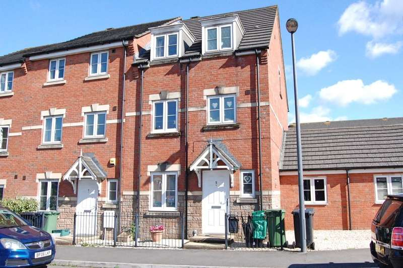 5 Bedrooms Property for sale in Potterswood Close, Kingswood, Bristol, BS15