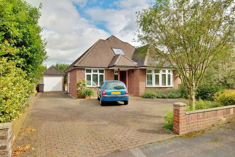 4 Bedrooms Chalet House for sale in ROMSEY