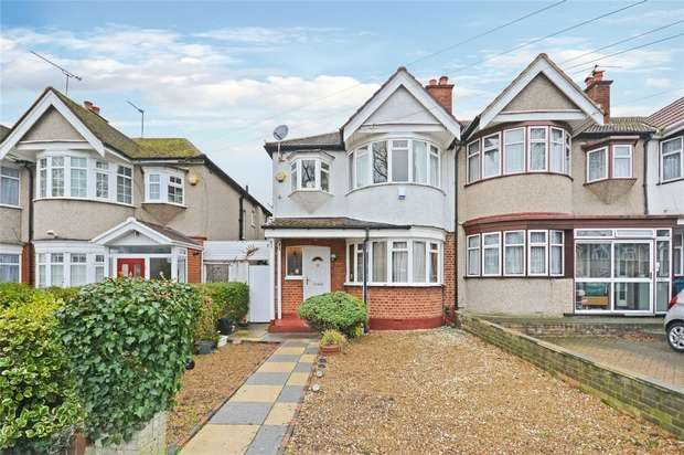 3 Bedrooms Semi Detached House for sale in Exeter Road, HARROW, Middlesex