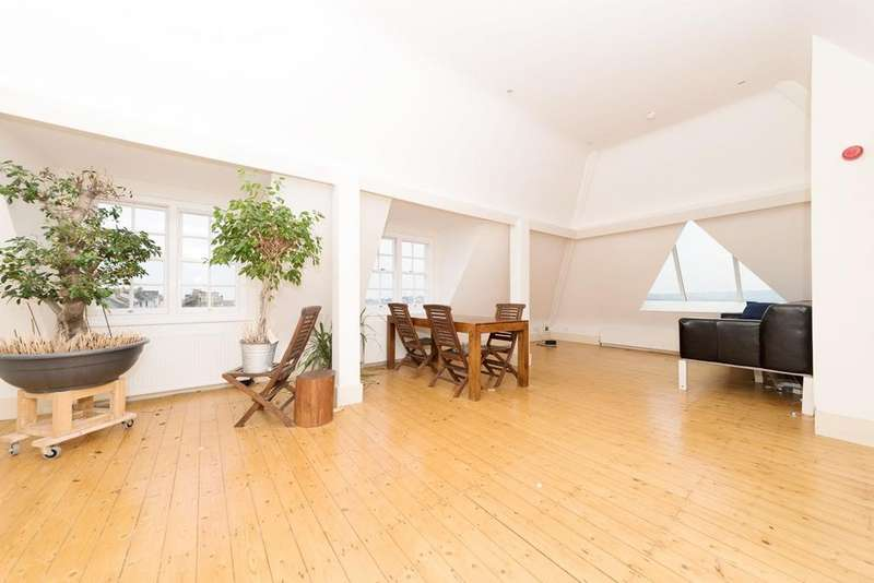 2 Bedrooms Apartment Flat for sale in Hanover Lofts, BRIGHTON, BN2