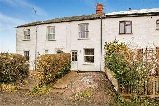 2 Bedrooms Terraced House for sale in Lower Green, Westcott, Buckinghamshire. HP18 0NS