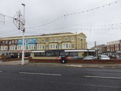 30 Bedrooms Hotel Commercial for sale in New South Promenade, Blackpool, FY4 1NF