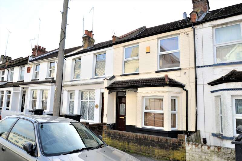 3 Bedrooms Terraced House for sale in Lower Road, Kenley