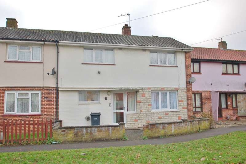 2 Bedrooms Terraced House for sale in Tichborne Way, Gosport