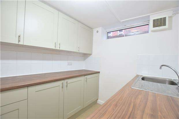 2 Bedrooms Flat for sale in Weston Road, GLOUCESTER, GL1 5AX