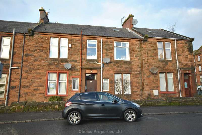 1 Bedroom Flat for sale in Loanhead Street, Kilmarnock, KA1 3AU