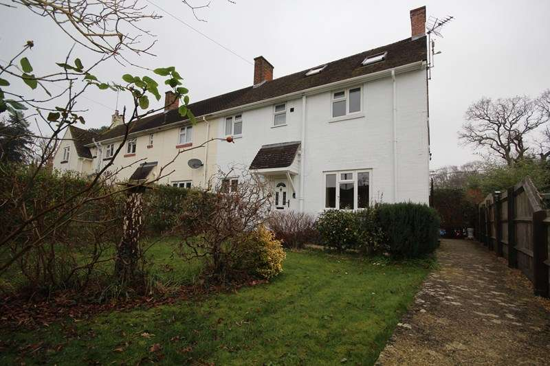 4 Bedrooms End Of Terrace House for rent in Warnes Lane, Burley, Ringwood