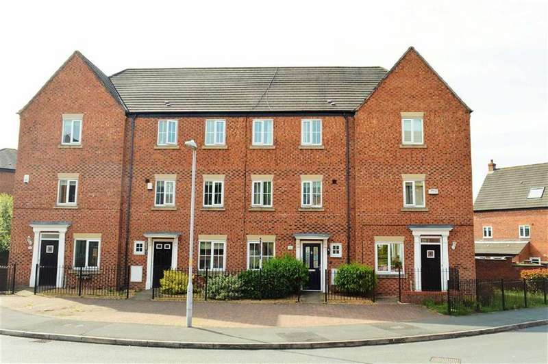 4 Bedrooms Town House for sale in Torr Drive, CH62