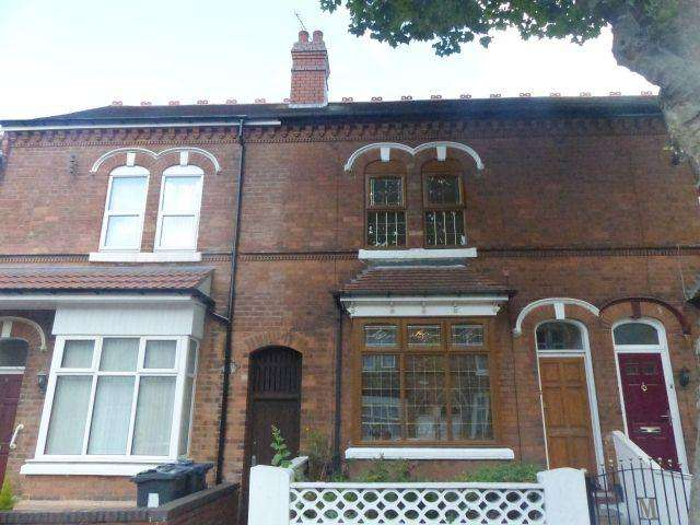3 Bedrooms Terraced House for sale in Mostyn Road,Handsworth,Birmingham