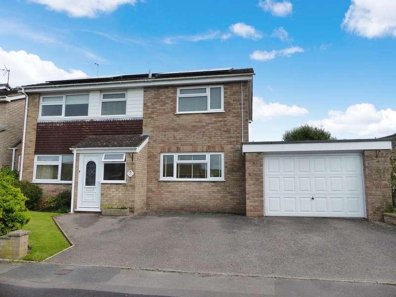 4 Bedrooms Detached House for sale in Upper Marsh Road, Warminster