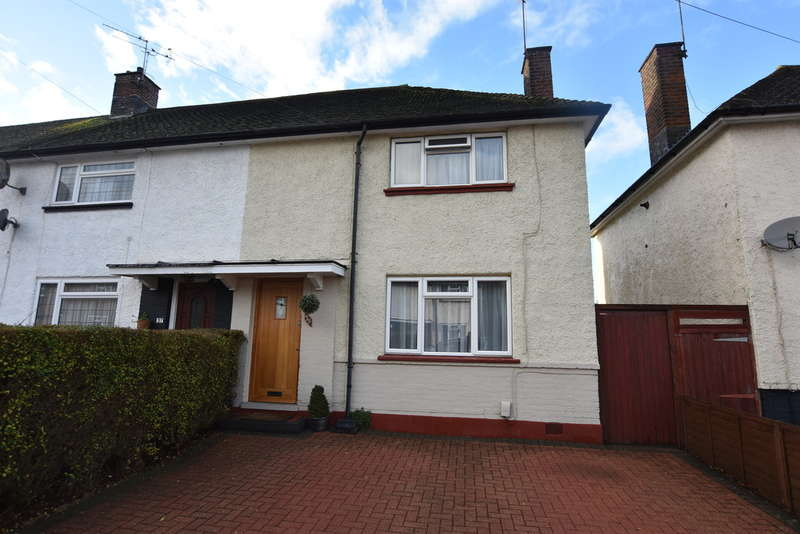 3 Bedrooms End Of Terrace House for sale in Rushton Avenue, Watford