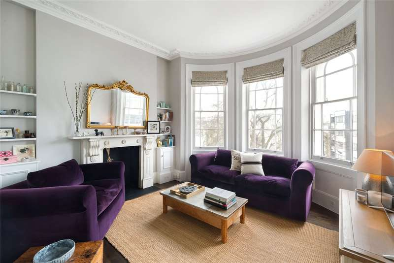 1 Bedroom Flat for sale in Stanley Gardens, Notting Hill, London, W11