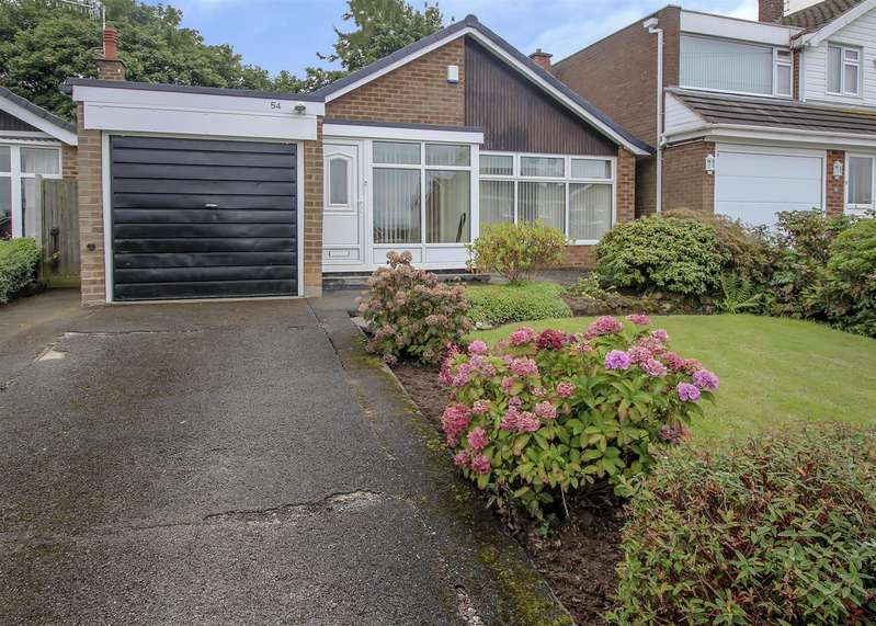 2 Bedrooms Bungalow for sale in Russley Road, Bramcote