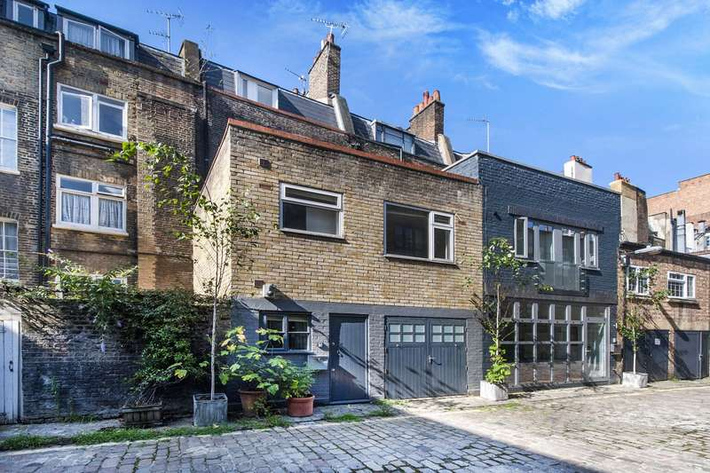 1 Bedroom House for sale in Warren Mews, London, W1T