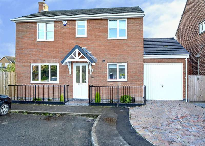 3 Bedrooms Detached House for sale in St. Marys Avenue, Draycott