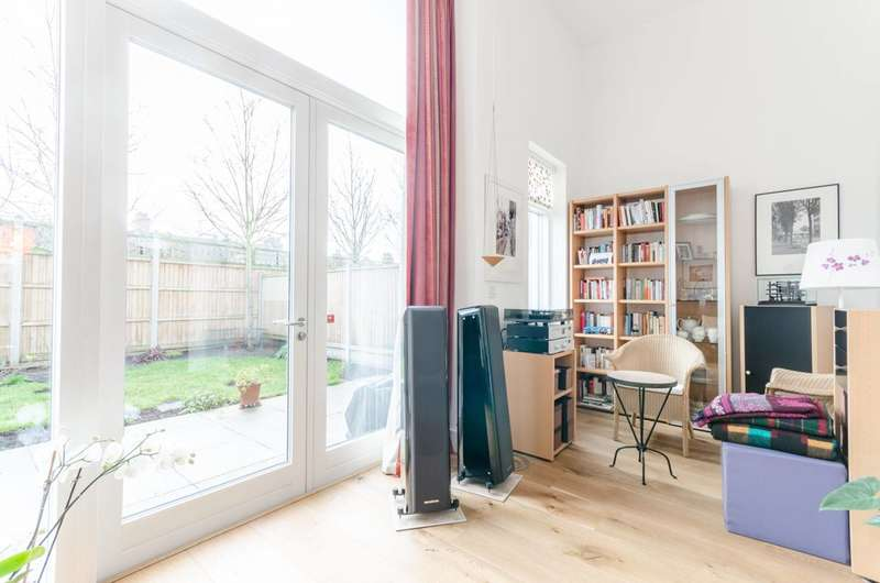 3 Bedrooms Terraced House for sale in Jacks Farm Way, Highams Park, E4