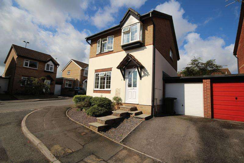 3 Bedrooms Detached House for sale in Jeffery Court, Bristol