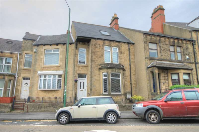 4 Bedrooms Terraced House for sale in Station Road, Stanley, County Durham, DH9