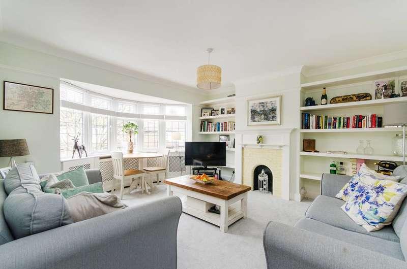2 Bedrooms Flat for sale in Gunnersbury Crescent, Acton, W3