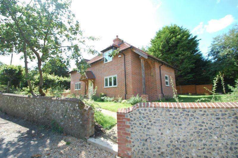3 Bedrooms Detached House for sale in Station Road, West Meon, Petersfield