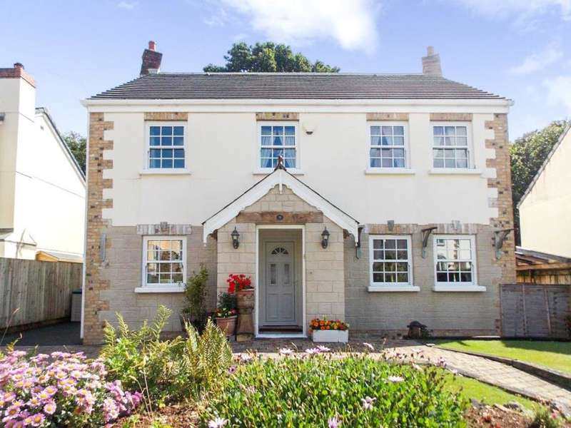 6 Bedrooms Detached House for sale in The Meadow, Polgooth, St Austell