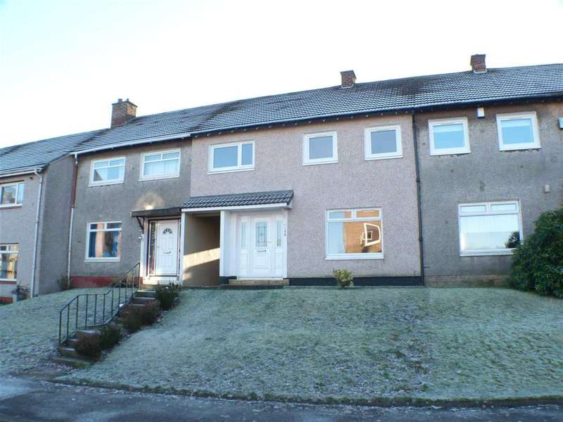 4 Bedrooms Terraced House for sale in Telford Road, Murray, EAST KILBRIDE