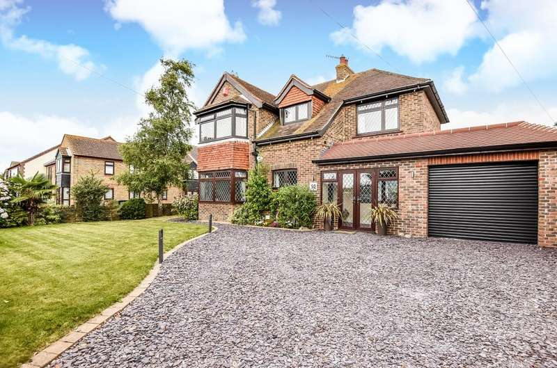 4 Bedrooms Detached House for sale in Gossamer Lane, Aldwick, Bognor Regis, PO21