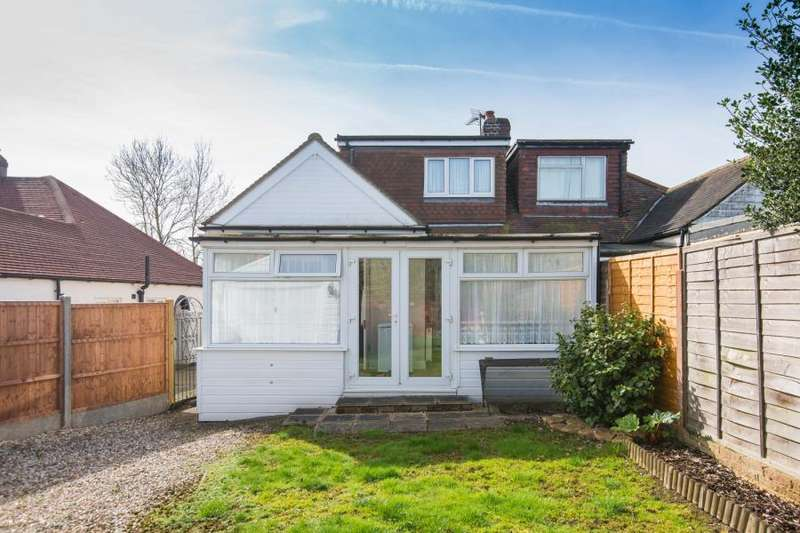 2 Bedrooms Semi Detached House for sale in Hammond Street Road, Cheshunt, Waltham Cross, Hertfordshire