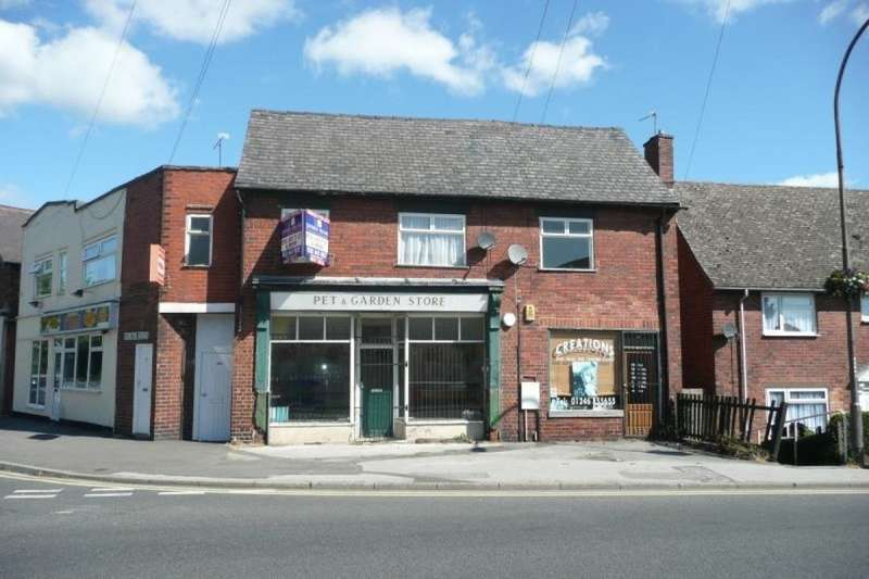 1 Bedroom Flat for rent in Heath Road, Holmewood, Chesterfield, S42