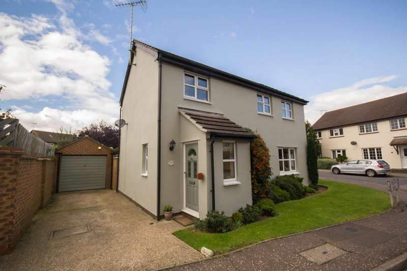 4 Bedrooms Detached House for sale in Greding Walk, Hutton, Brentwood, Essex, CM13