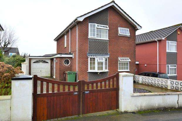 3 Bedrooms Detached House for sale in Briarleigh Close, Plymouth, Devon